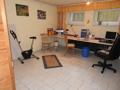 Büro im Keller