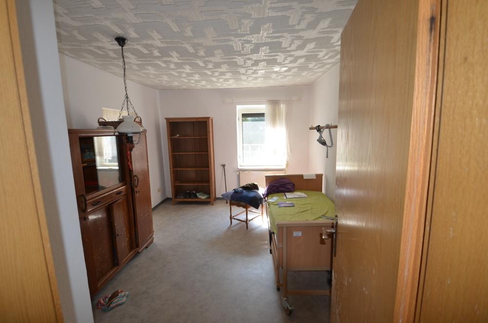 EG - Ansicht eines Wohnraumes