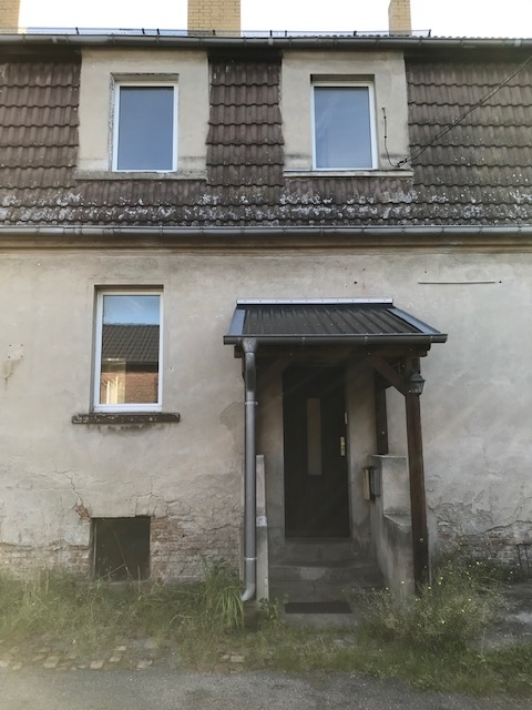 Eingangsbereich hofseitig