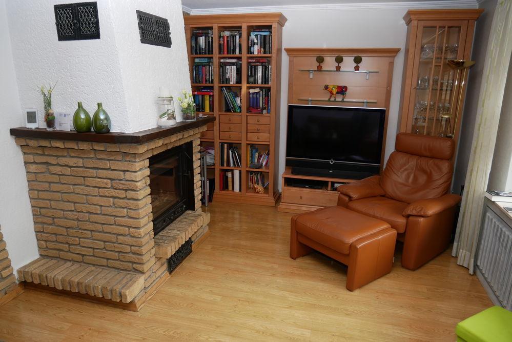 I Wohnzimmer