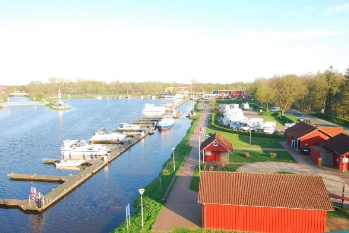 Yachthafen Barßel