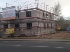 Baufortschritt März 15-2