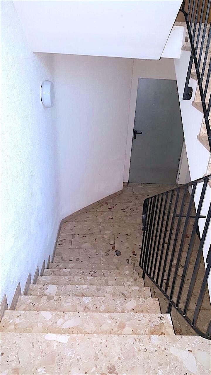 Treppen zum Keller