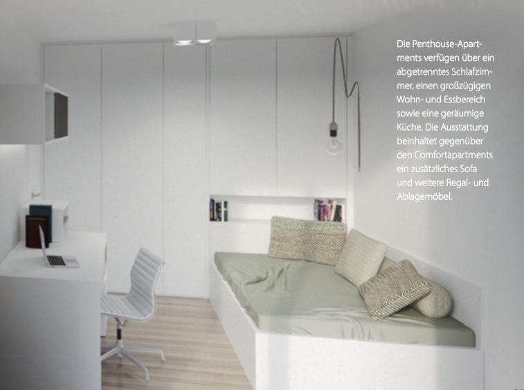 Penthouse Innenansicht 3