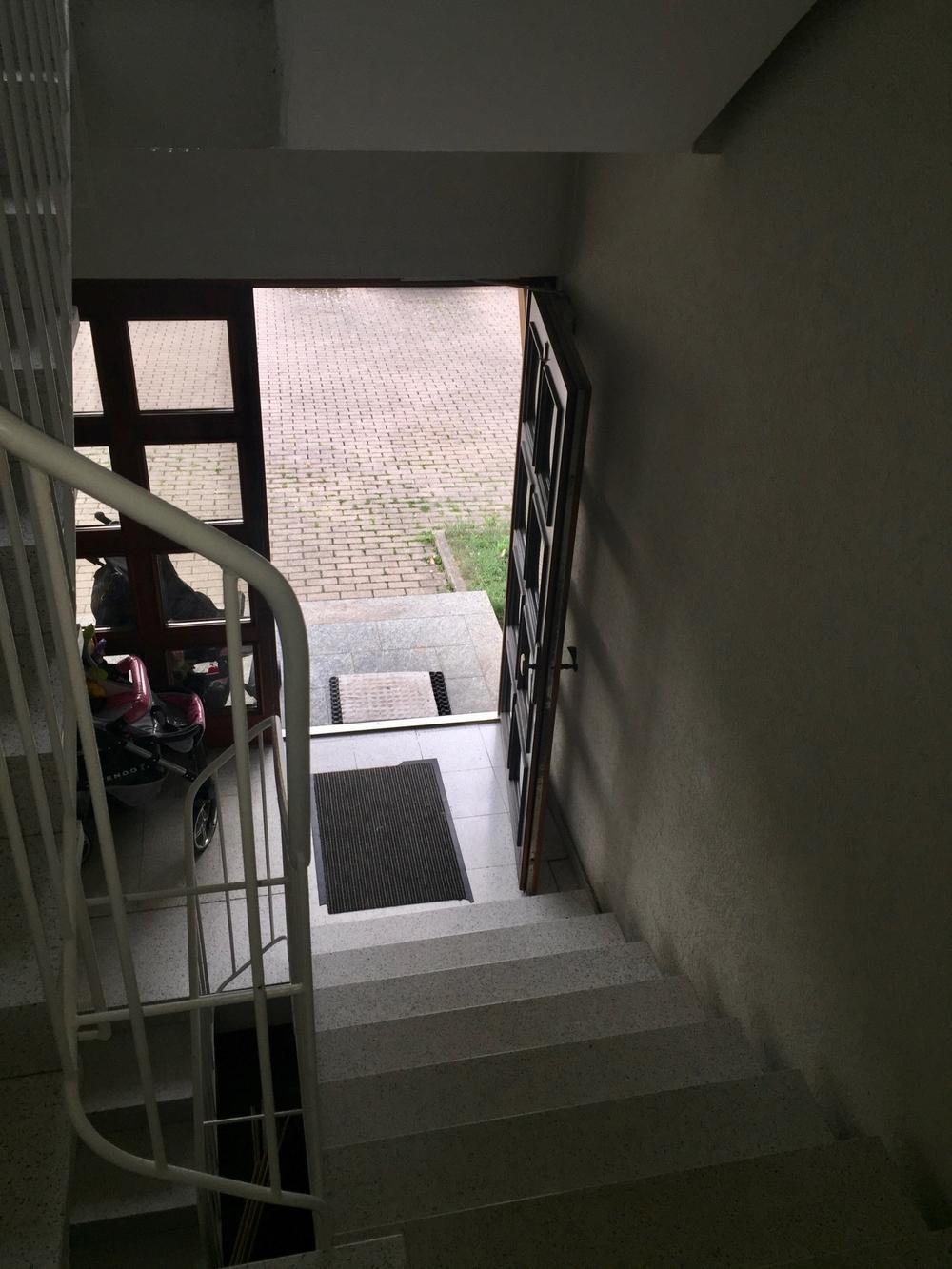 Haus Eingang