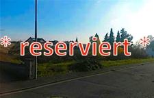 reserviert