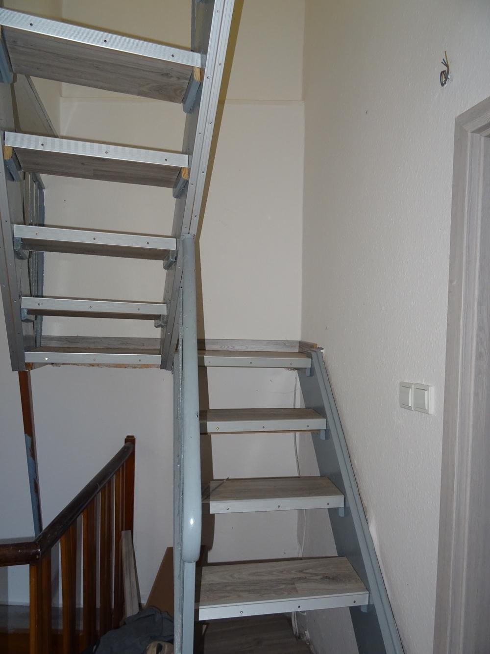 Treppe OG - DG