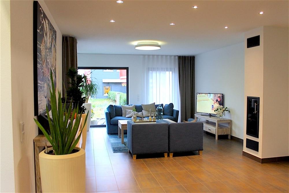 Wohnzimmer Muster Bild