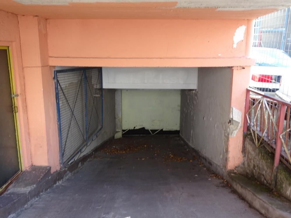Einfahrt Tiefgarage Ludwigstraße 21-23