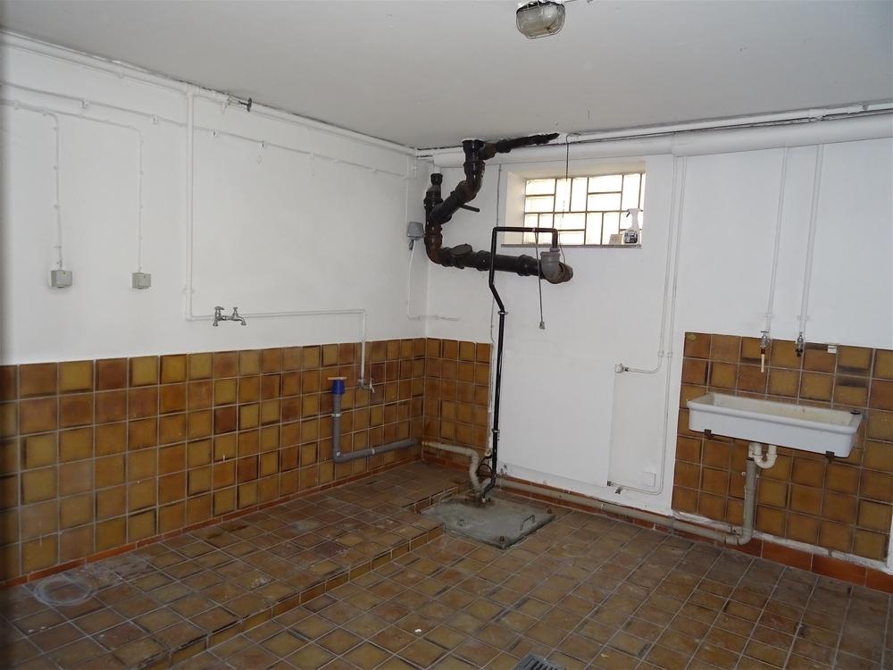 Waschküche Keller