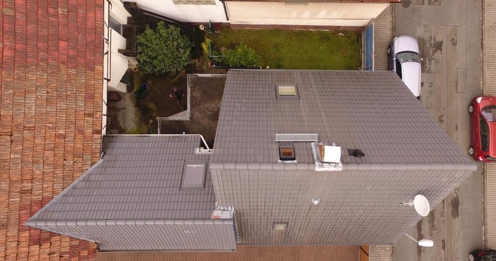 Luftbild Wohnhaus