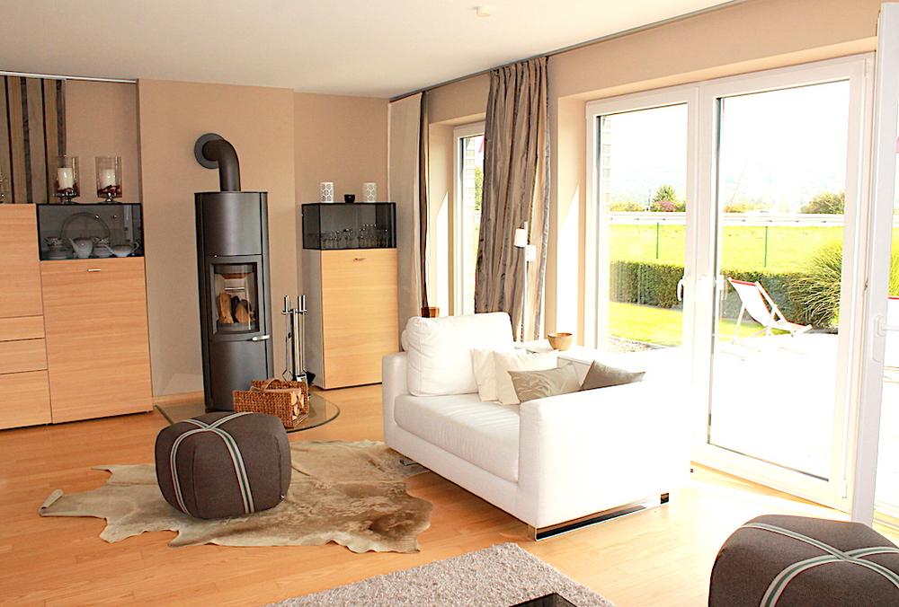 Wohnzimmer - Beispielphoto