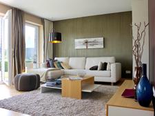 Wohnzimmer Einrichtungsbeispiel