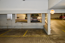 Parkhaus/Stellplatz