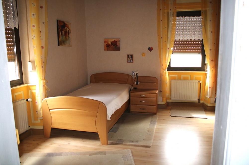 Schlafzimmer im 1.OG..