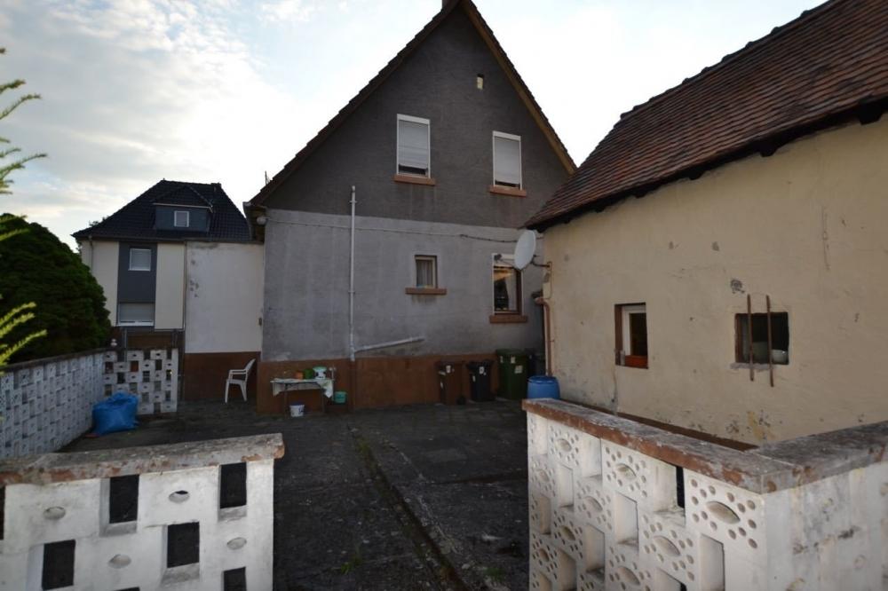 Gebäude Außenansicht Rückseite