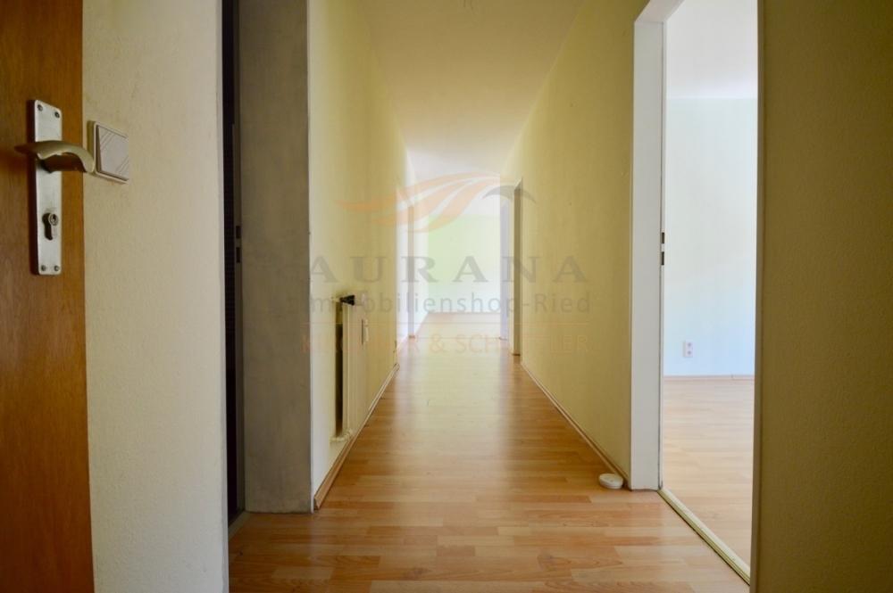 Flur vom Eingangsbereich