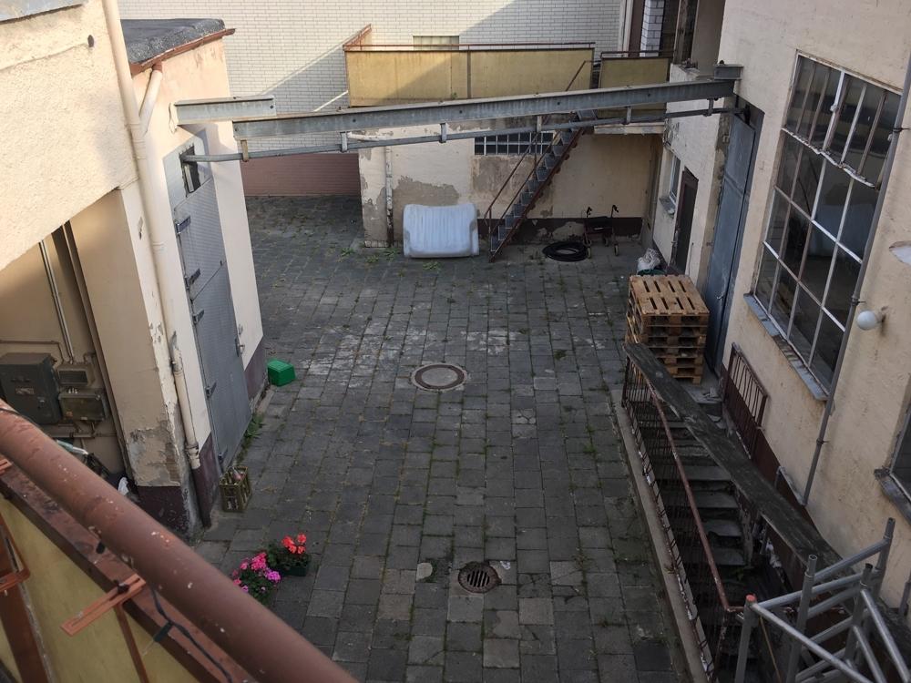Hof:Balkon