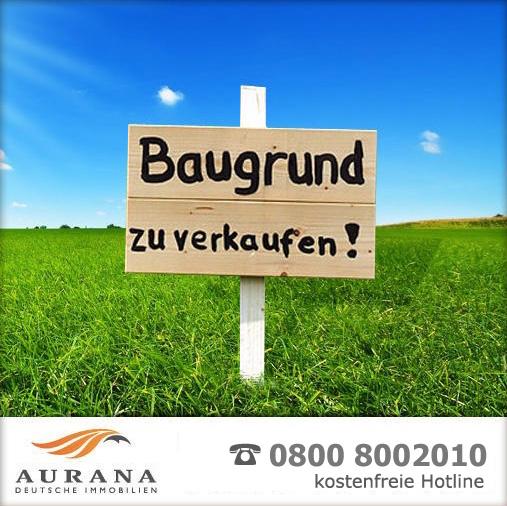Baugrund - Zu verkaufen!
