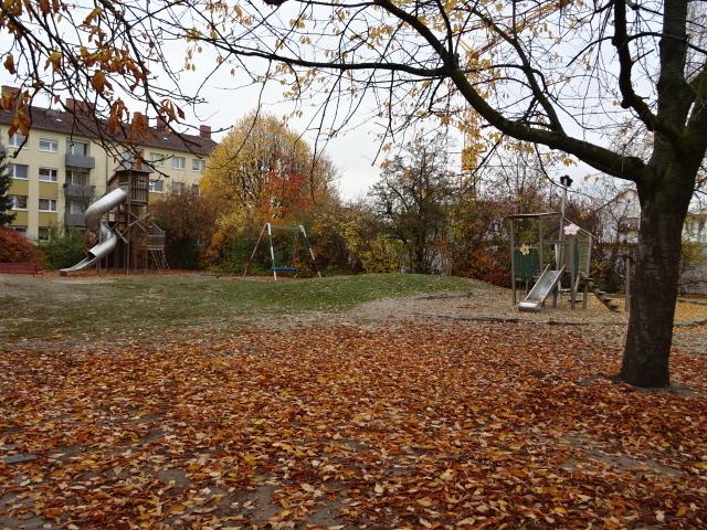 Spielplatz Ansicht