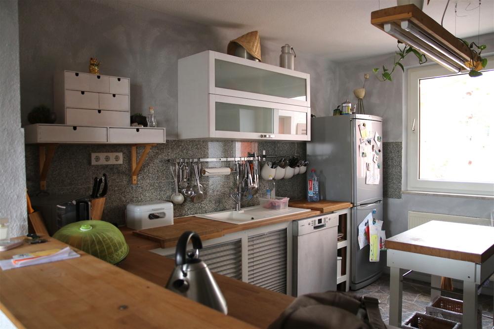 Küche Ansicht aus Esszimmer*