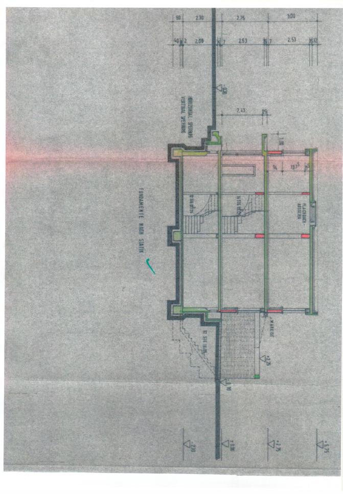Grundriss Seitenansicht