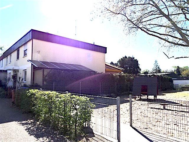 Ansicht Außen Spielplatz 2