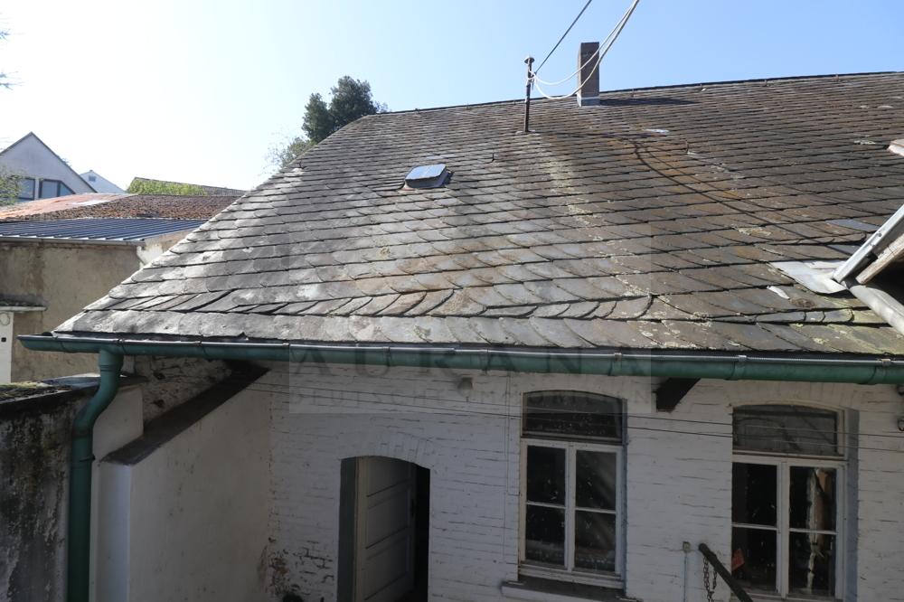Dach Hinterhaus