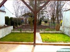 Terrasse:Garten