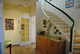 Eingang / Treppenaufgang