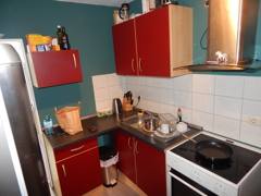 Eingang / Küche