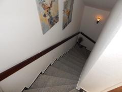 Treppenhaus zum UG