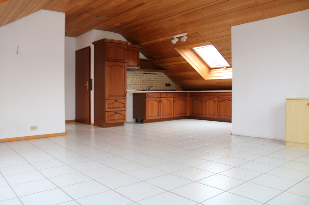 Küche im Obergeschoss