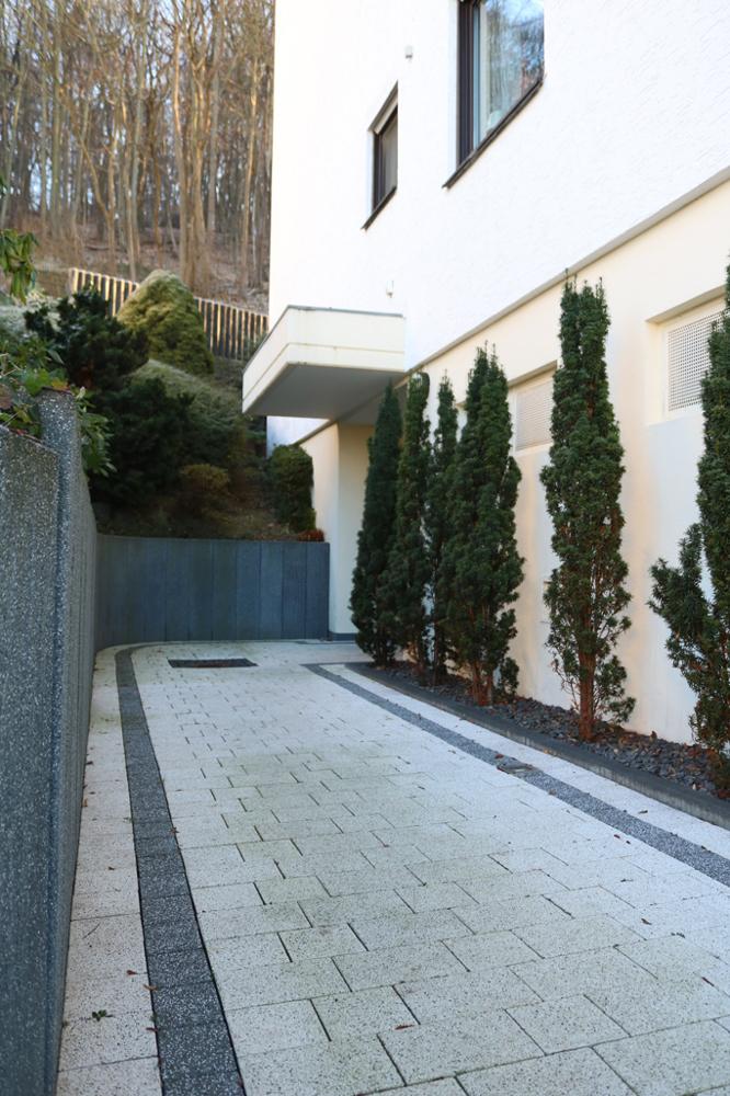 Außenbereich Hauseingang