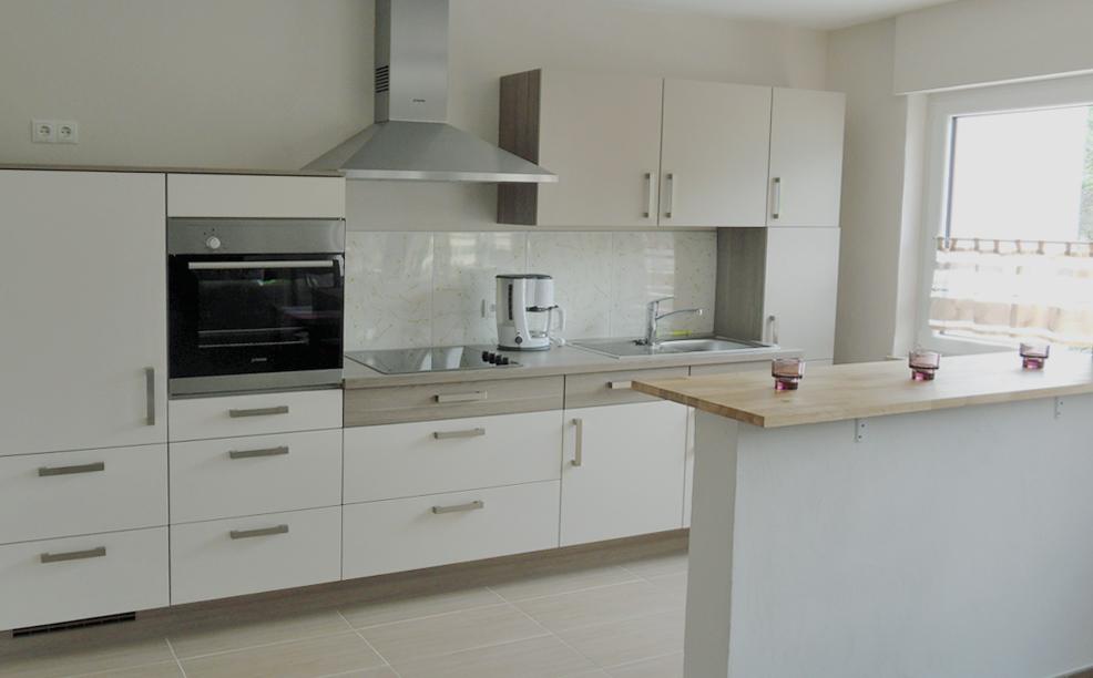 Küche FeWo2