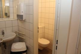 WC-Anlage 1