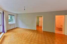 Wohnzimmer Übergang Schlafzimmer