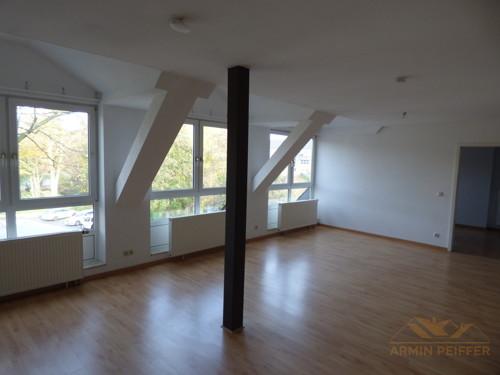 Wohnzimmer mit fantastischem Ausblick