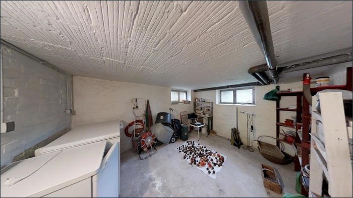 Raum 3 im Keller