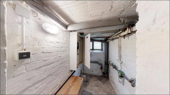 Raum 4 im Keller