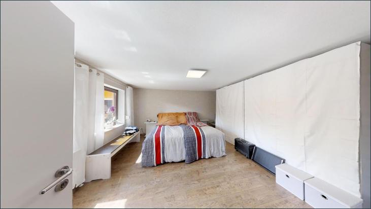 EG: Schlafzimmer 1