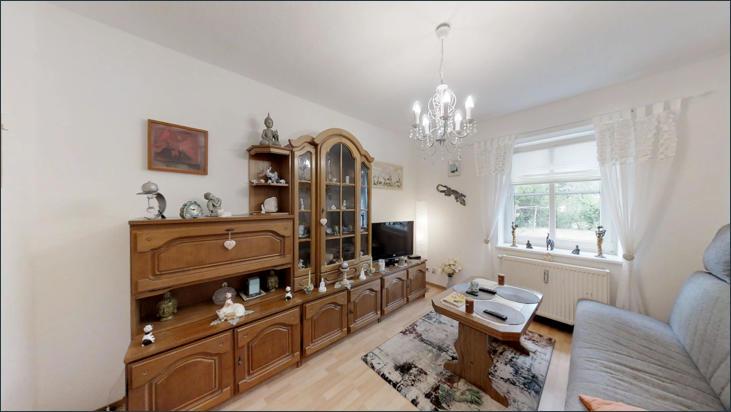 Wohnung: Wohnzimmer