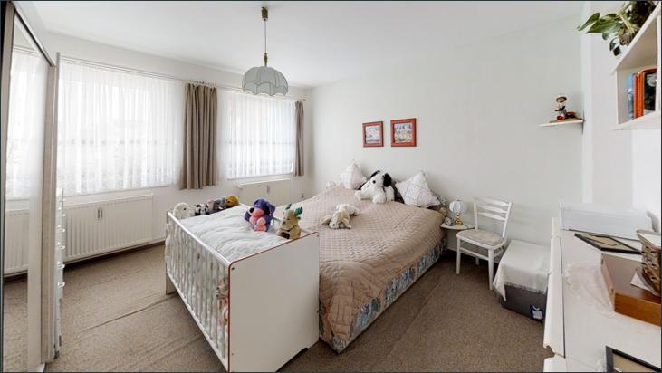 Wohnung: Schlafzimmer