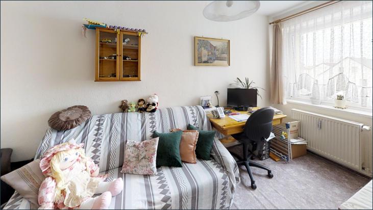 Wohnung: Arbeitsbereich