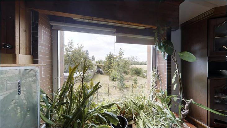 Ausblick Zimmer 1