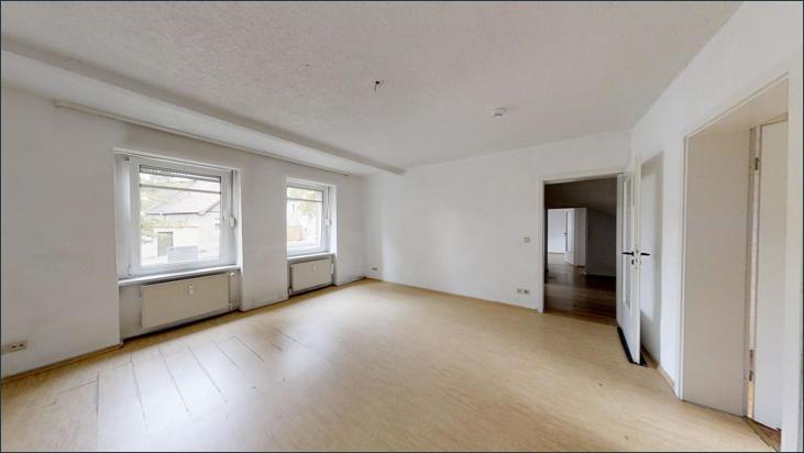 Wohnzimmer (Wohnung EG)