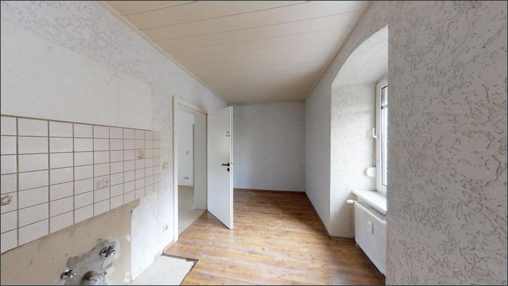 Küche (Wohnung EG)