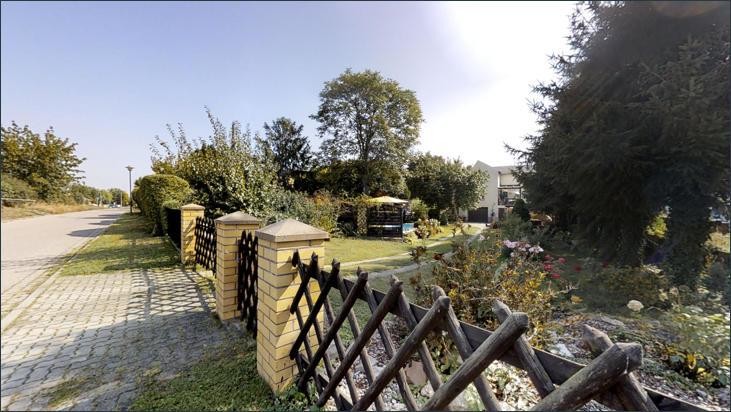 Gartenzugang