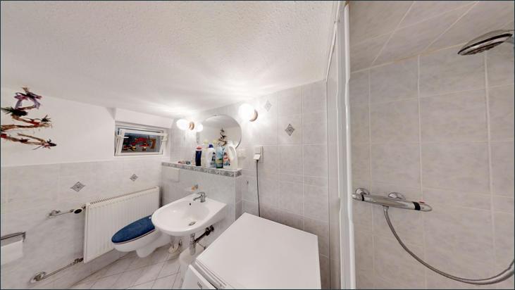 WC im Keller