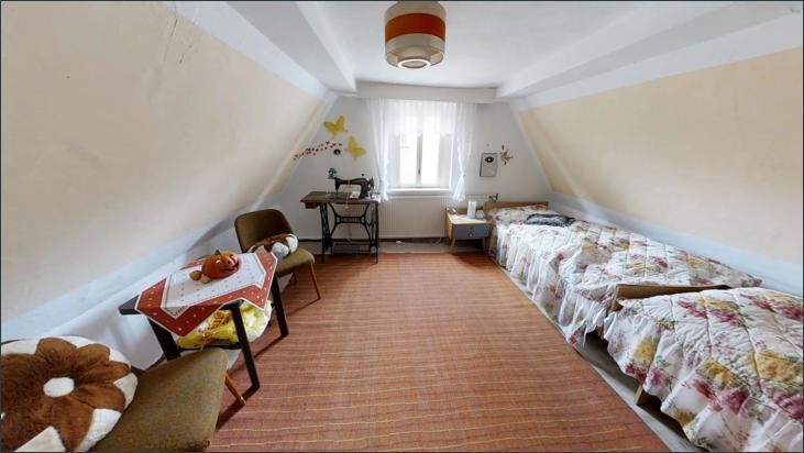 Althaus: Zimmer